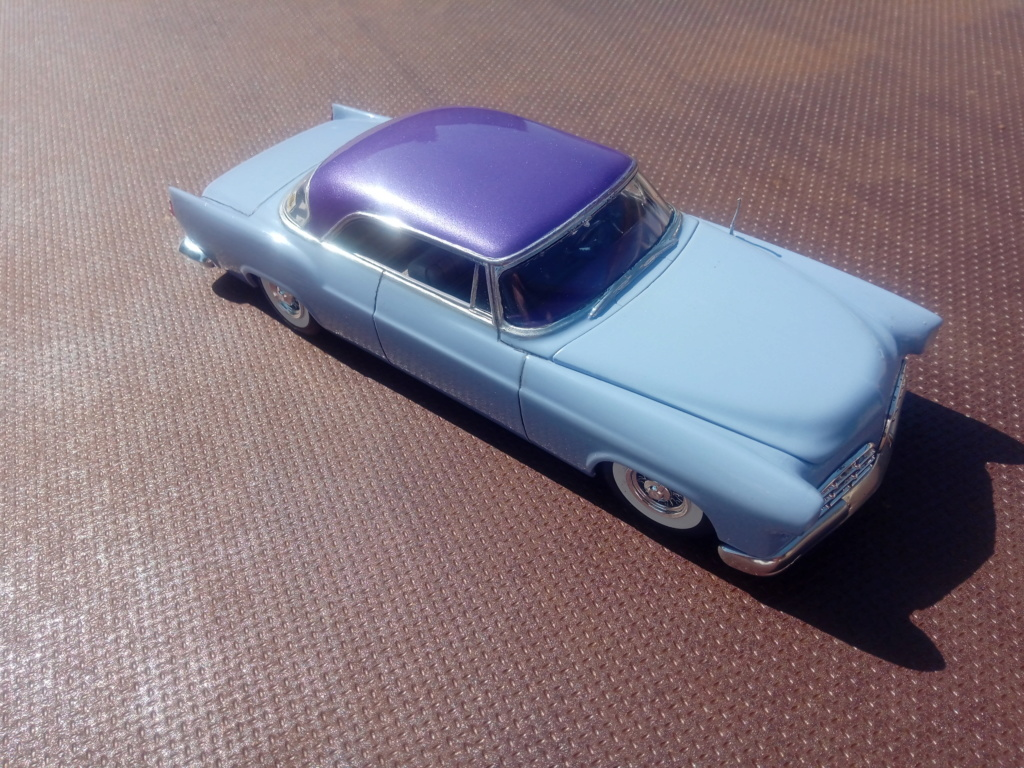 55' Chrysler 300,  Mild Kustom (Lucky Lavender ) a y est terminé  - Page 7 Img_2051