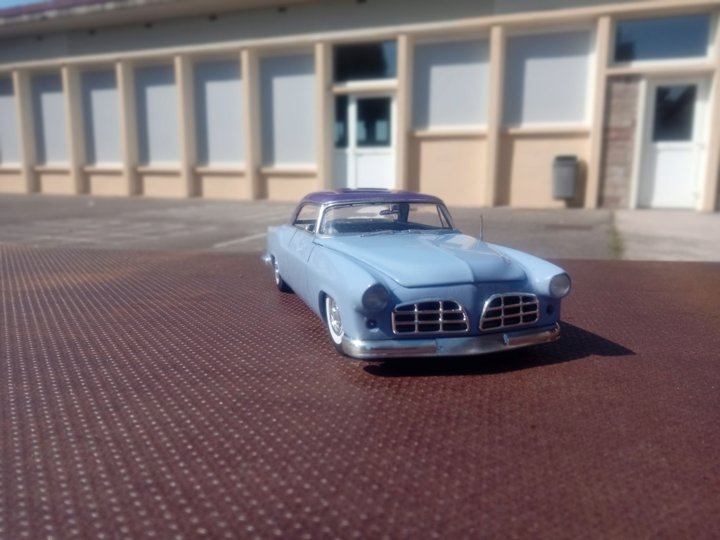 55' Chrysler 300,  Mild Kustom (Lucky Lavender ) a y est terminé  - Page 7 Img_2053