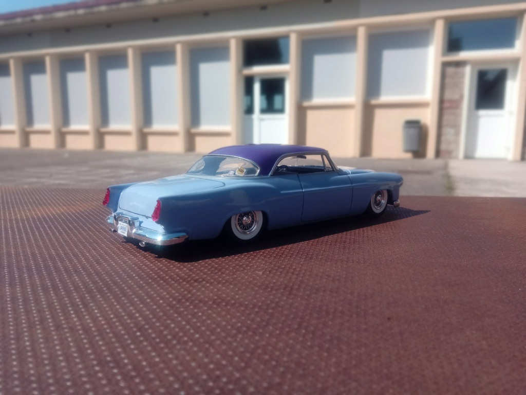 55' Chrysler 300,  Mild Kustom (Lucky Lavender ) a y est terminé  - Page 7 Img_2054
