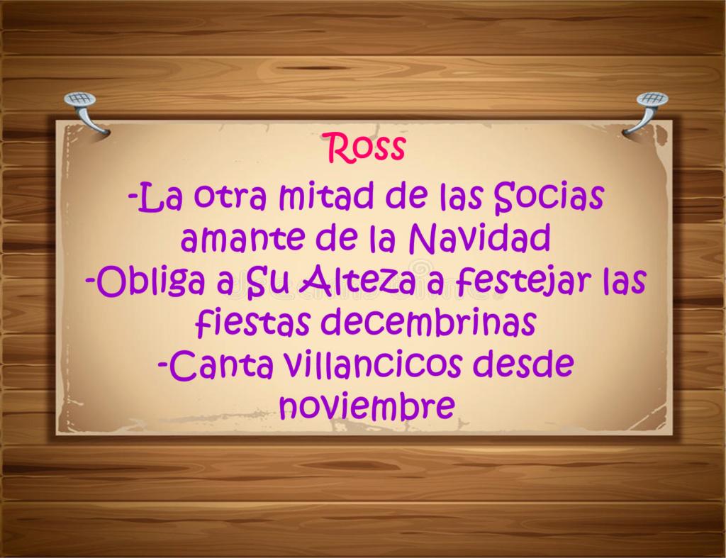 Ross el criminal en rosa de las Socias Ross_n10