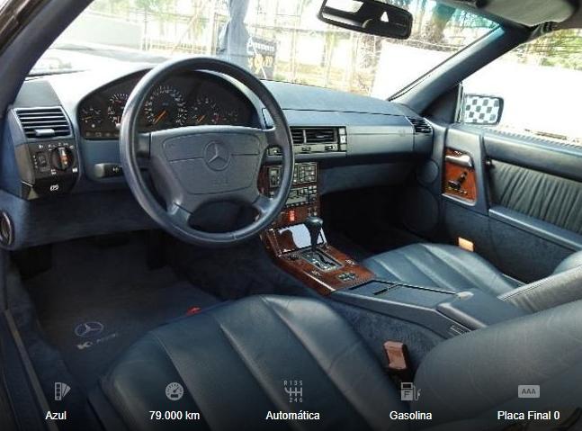 R129 - SL500 1994 - R$ 90.000,00 Sl500_13