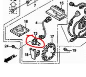 Marca mal a velocidade Sensor11