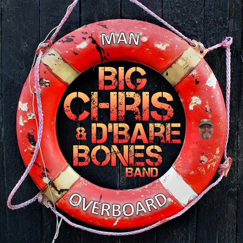 Big Chris & D'Bare Bones Band album is DONE!!!! Manove10