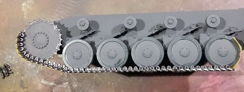 Panzer II Ausf. C - SdKfz 121 - 1/35 - Tamiya #35292 20191112