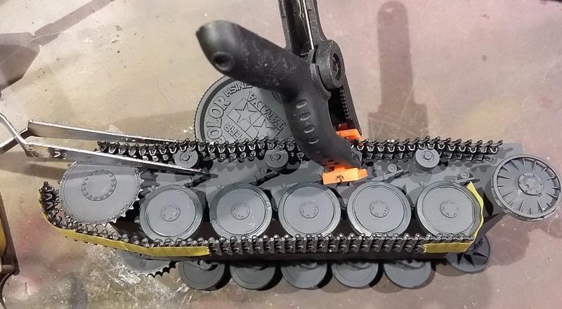 Panzer II Ausf. C - SdKfz 121 - 1/35 - Tamiya #35292 20191113