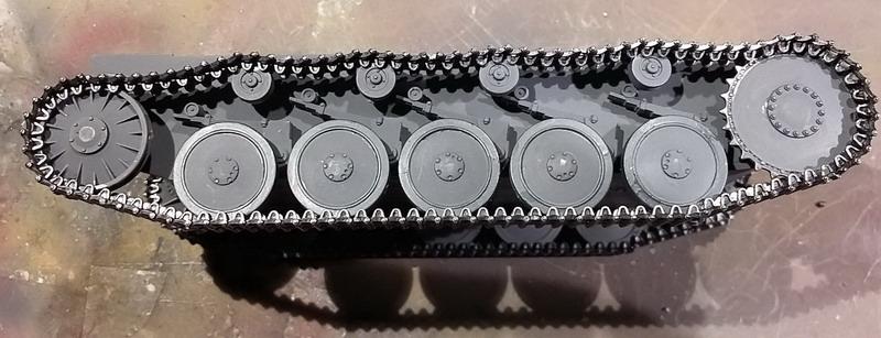 Panzer II Ausf. C - SdKfz 121 - 1/35 - Tamiya #35292 20191114