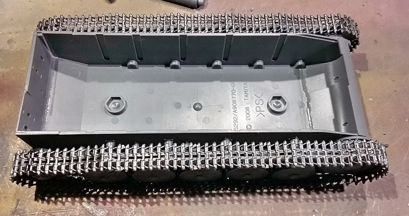Panzer II Ausf. C - SdKfz 121 - 1/35 - Tamiya #35292 20191115