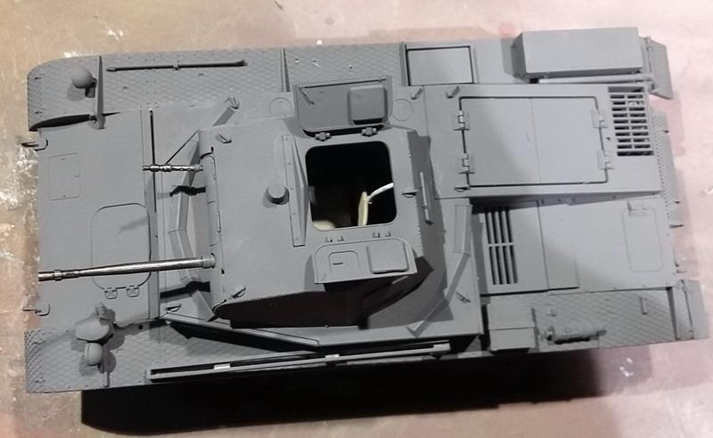 Panzer II Ausf. C - SdKfz 121 - 1/35 - Tamiya #35292 20191118
