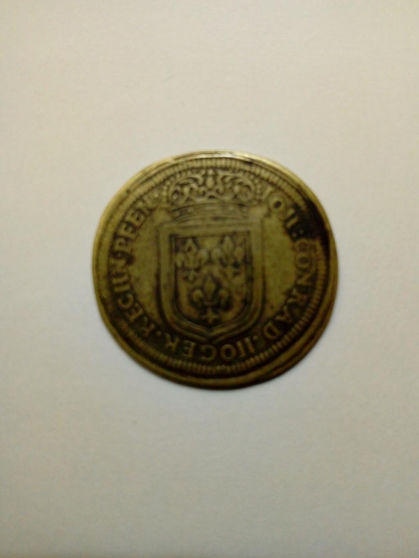 Luis XIV... esto es una moneda o qué es lo que es? 15297911