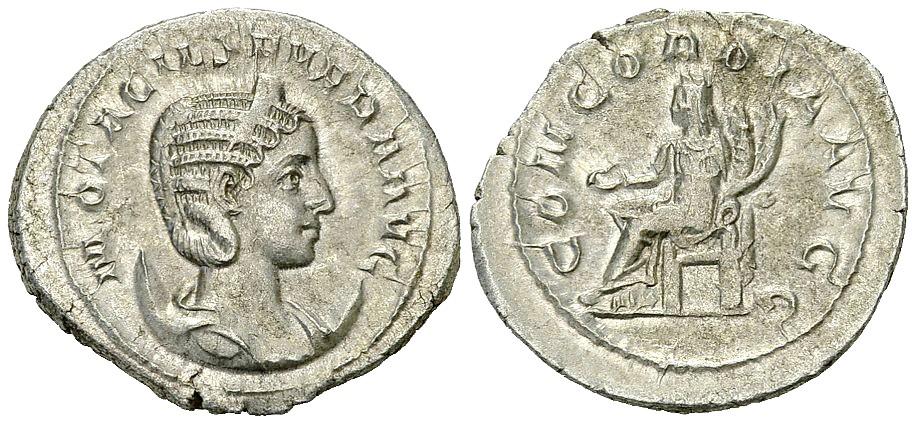 Antoniniano de Otacilia Severa CONCORDIA AVGG. 31069910