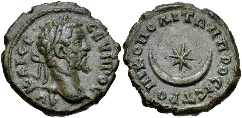 AE15 ó Assarion de Septimio Severo - Nicopolis ad Istrum, Moesia Inferior 33314010