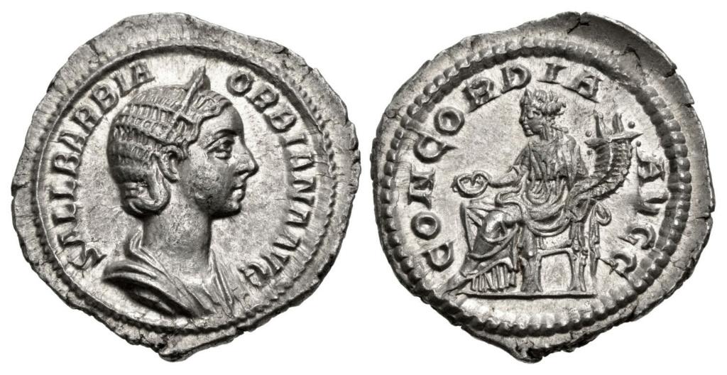Antoniniano de Otacilia Severa CONCORDIA AVGG. 77373410