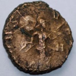 Antoniniano de Claudio II - MARS VLTOR - Marte a der. - Roma Img_1011