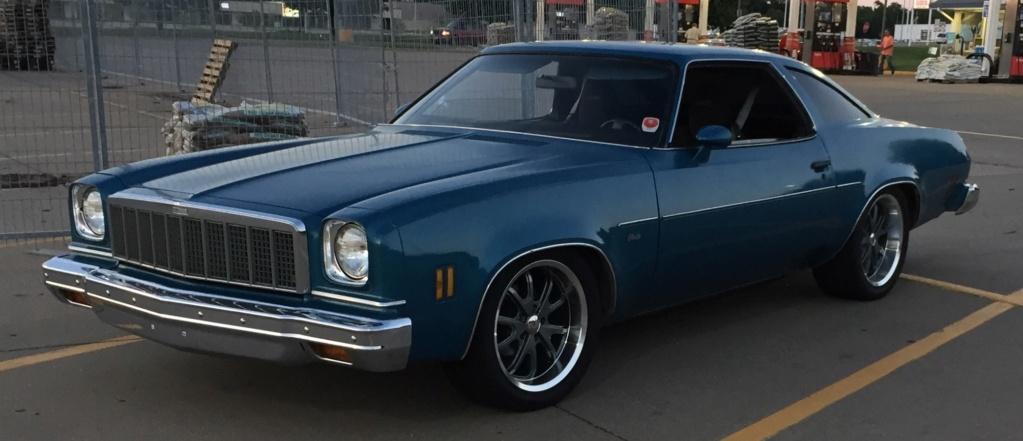 1975 Chevelle build 75news10