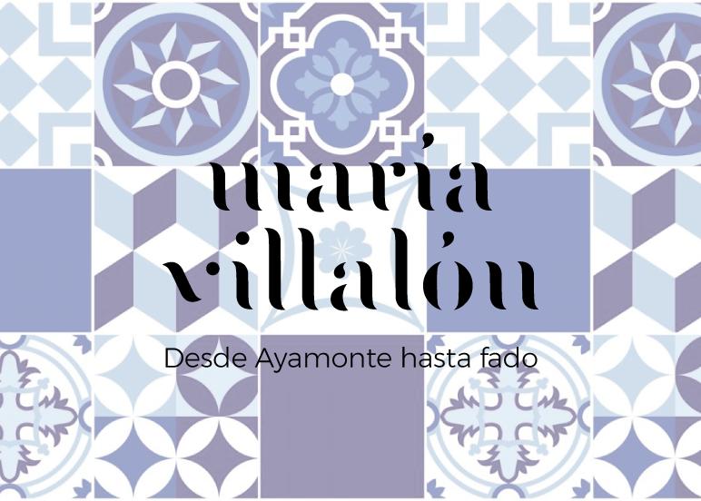 """María Villalón >> Gira """"Desde Ayamonte hasta fado"""" + Nuevo single Maria-10"""