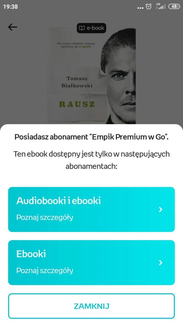 Ebooki i audiobooki  Screen27