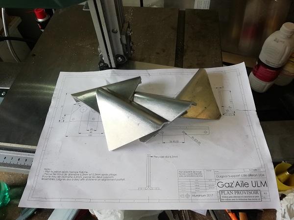Construire un avion dans son garage - Page 2 21tape10