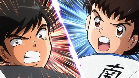 Captain Tsubasa (2018) - Capítulo 14 [Tema de debate]  Dhffty10