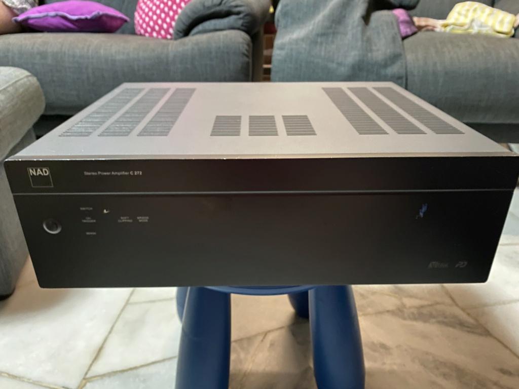 Nad C272 Power Amplifier  A5ec3910
