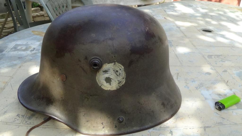 identification marquages tactique sur casque allemand M16 Dsc06917