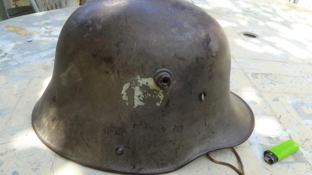 identification marquages tactique sur casque allemand M16 Dsc06919