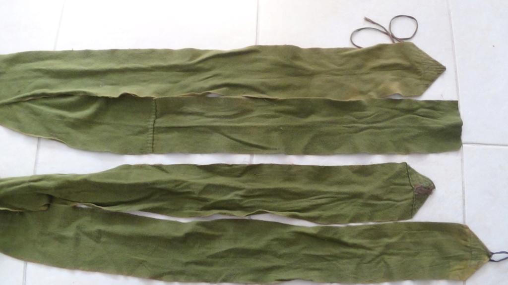 identification bandes molletière verte Dsc06958