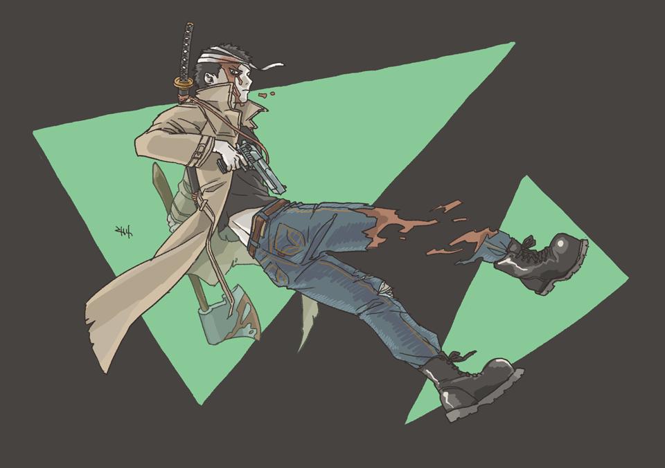 Sprinter Man Zombie10