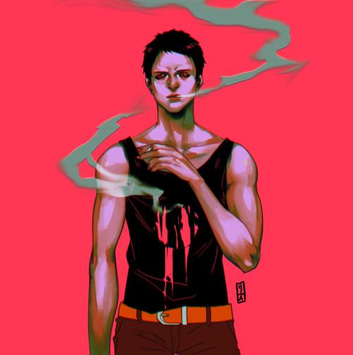 Sprinter Man Zombie18