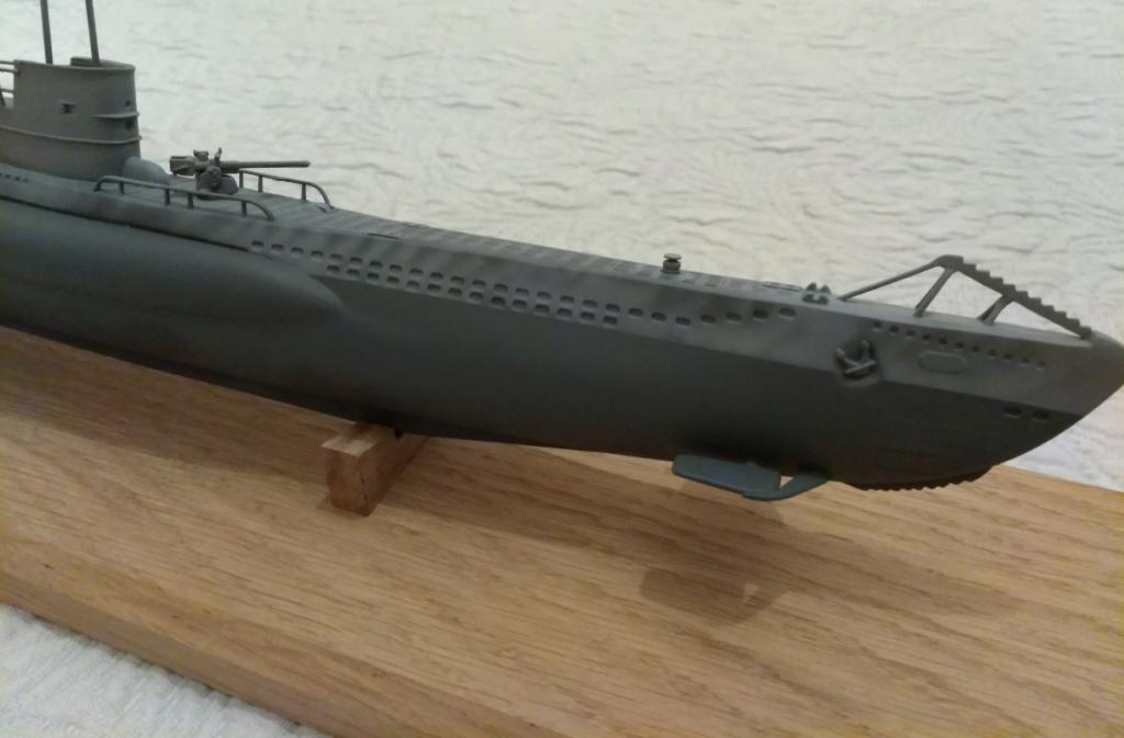 German U-Boot U-47 de Günther Prien avec intérieur  - Page 2 Captur13