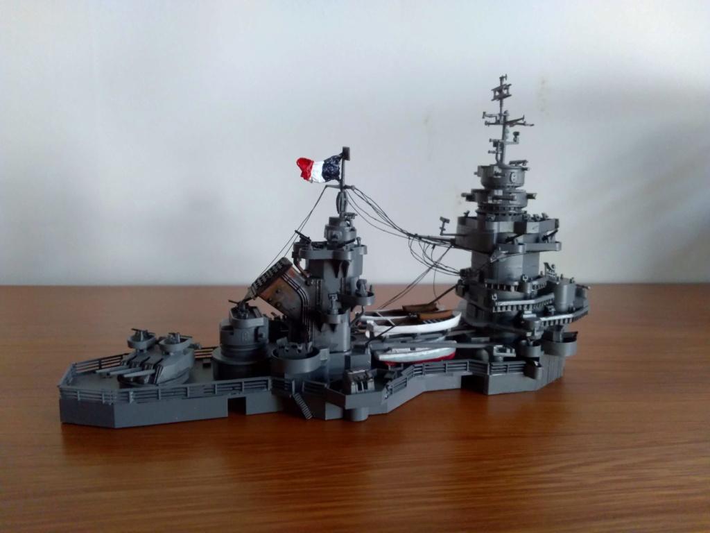 Cuirassé Richelieu 1/400 Img_2022