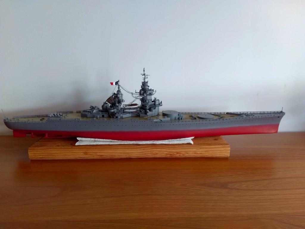 Cuirassé Richelieu 1/400 Img_2026