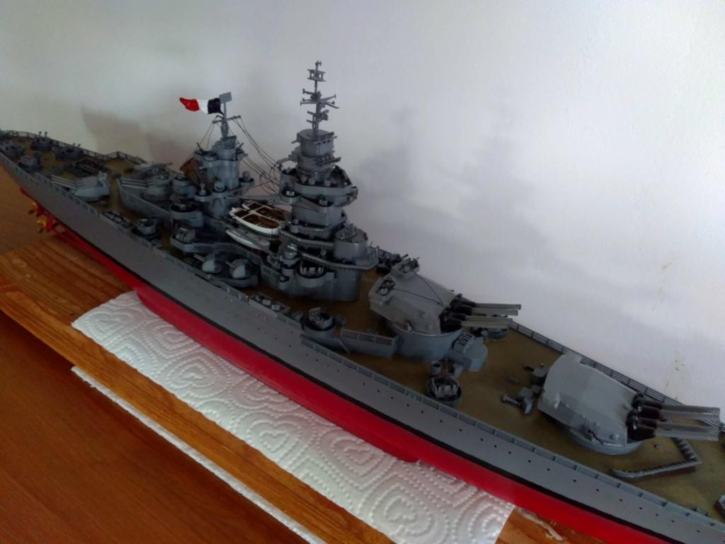 Cuirassé Richelieu 1/400 Img_2033