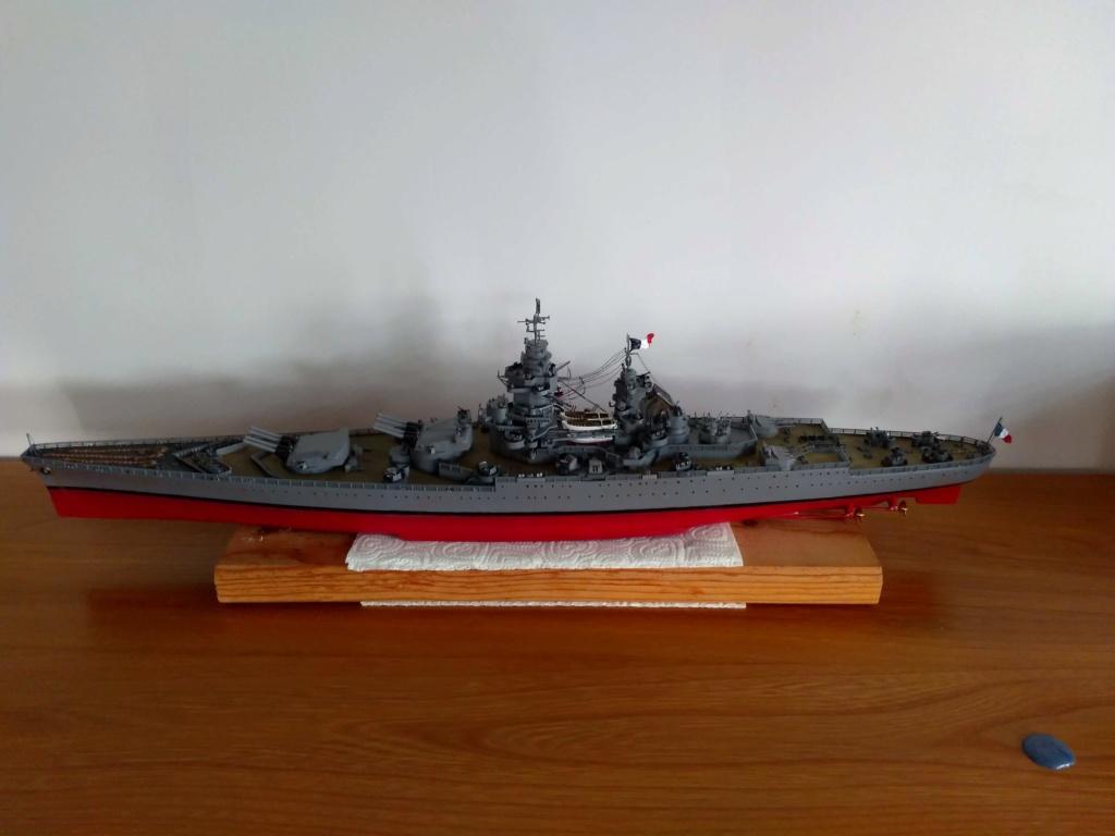 Cuirassé Richelieu 1/400 Img_2039