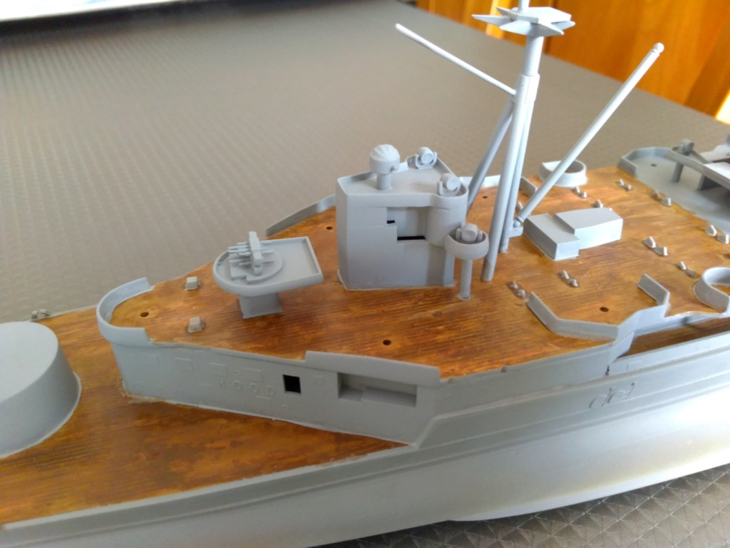 HMS HOOD 1/400 Heller Img_2064