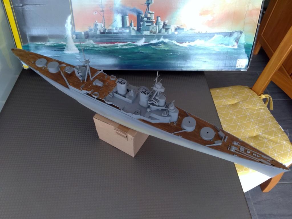 HMS HOOD 1/400 Heller Img_2065