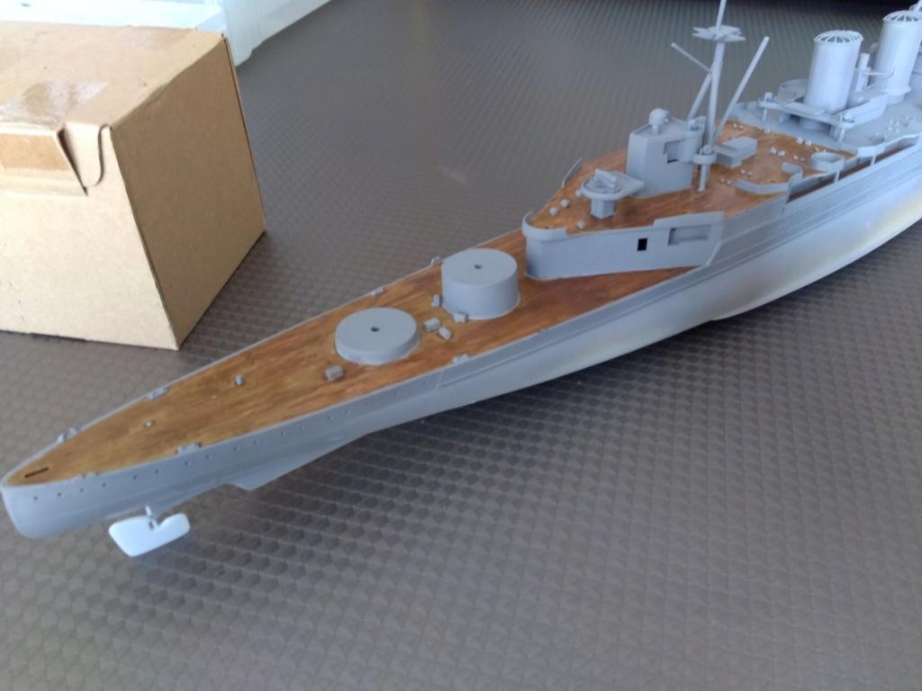 HMS HOOD 1/400 Heller Img_2067