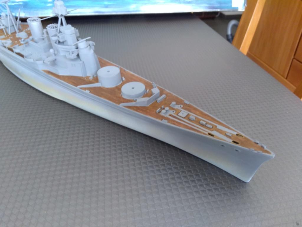 HMS HOOD 1/400 Heller Img_2074