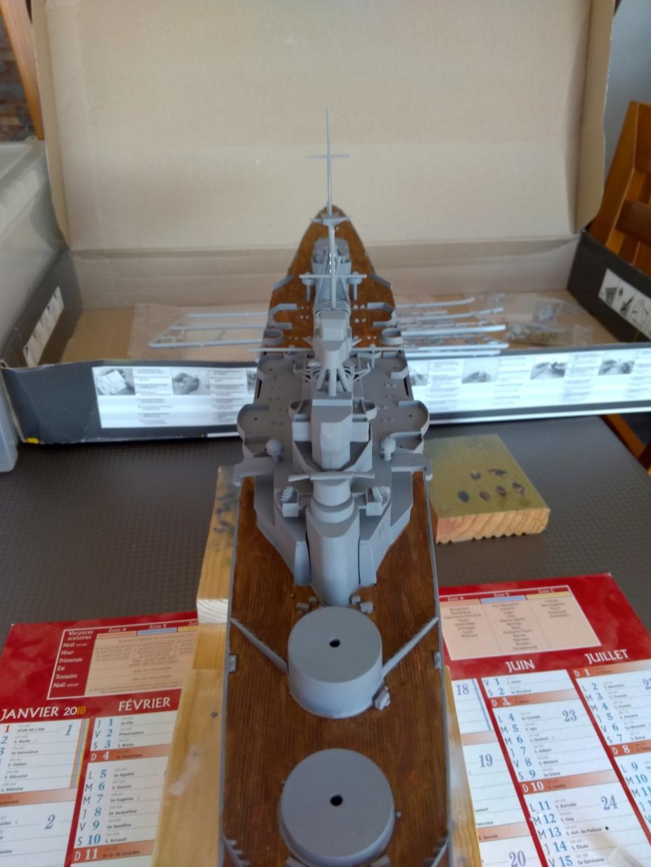 HMS HOOD 1/400 Heller Img_2080