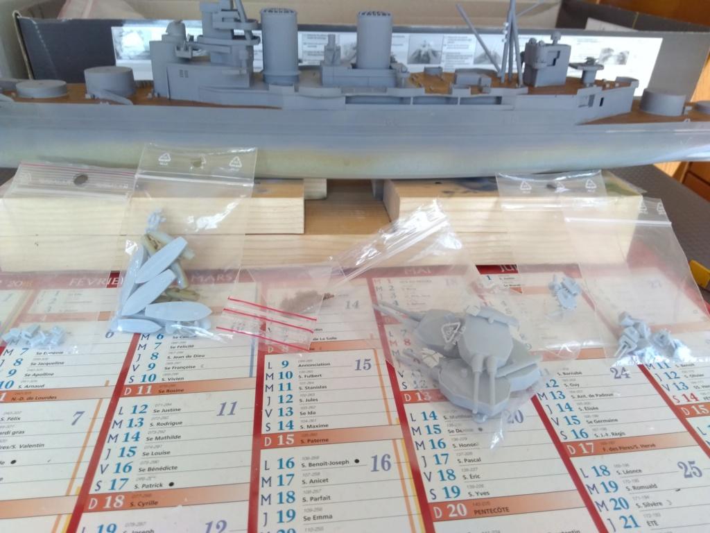 HMS HOOD 1/400 Heller Img_2100