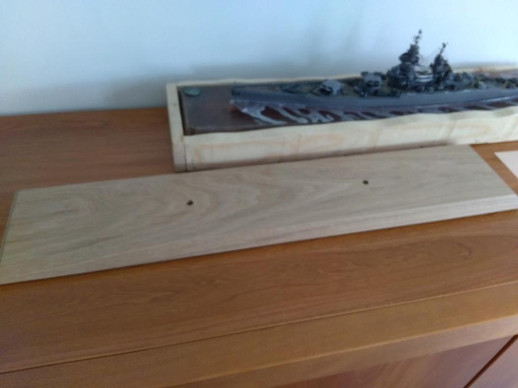HMS HOOD 1/400 Heller - Page 2 Img_2102