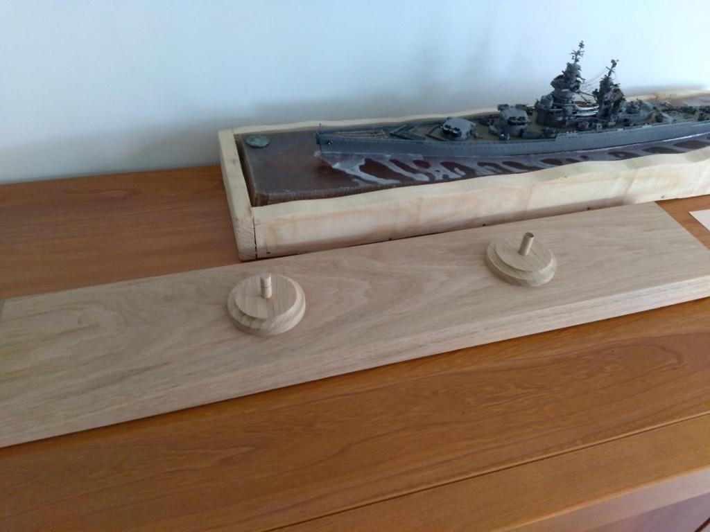 HMS HOOD 1/400 Heller - Page 2 Img_2103