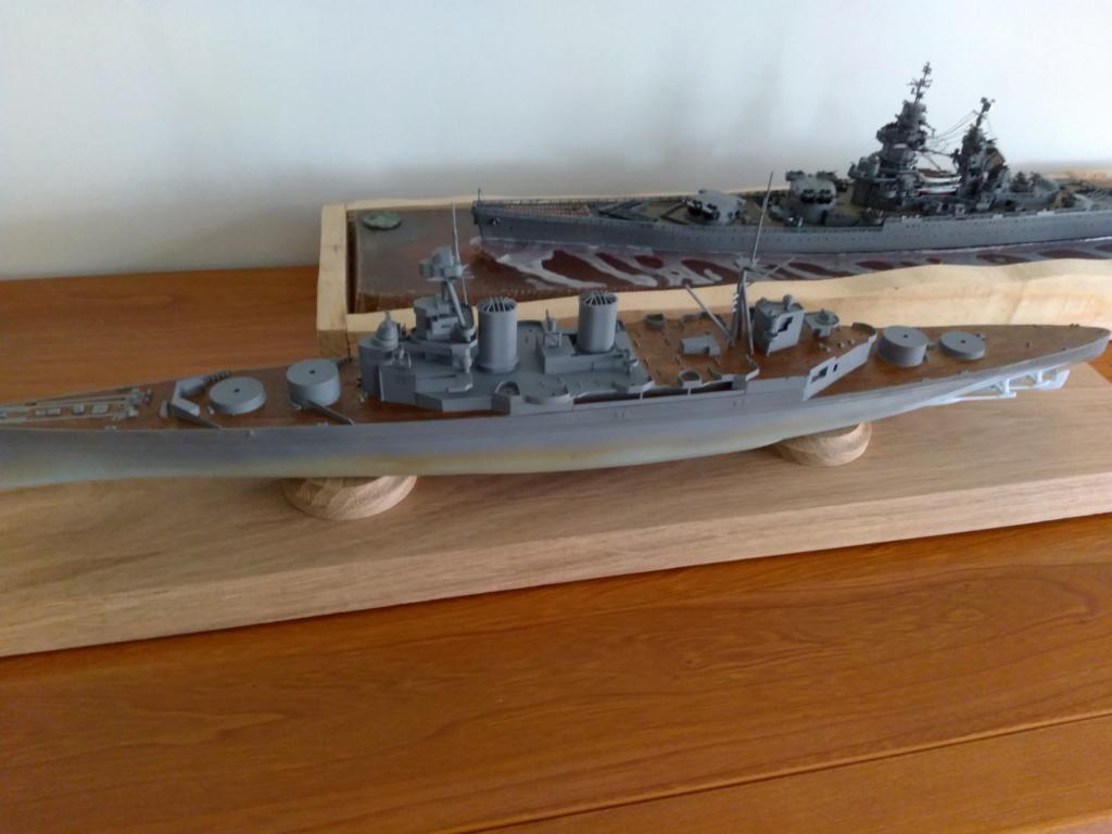 HMS HOOD 1/400 Heller - Page 2 Img_2107