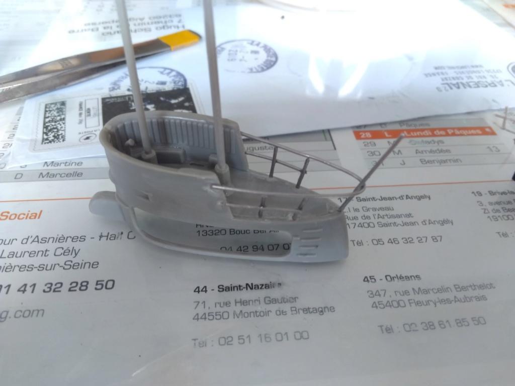 German U-Boot U-47 de Günther Prien avec intérieur  - Page 2 Img_2145