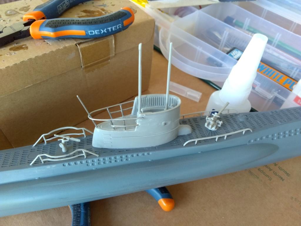 German U-Boot U-47 de Günther Prien avec intérieur  - Page 2 Img_2147