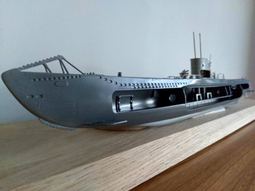 German U-Boot U-47 de Günther Prien avec intérieur  - Page 2 Img_2155