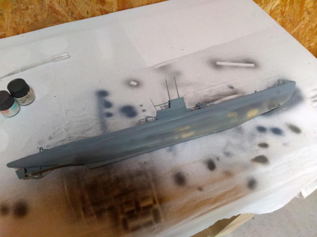 German U-Boot U-47 de Günther Prien avec intérieur  - Page 2 Img_2283