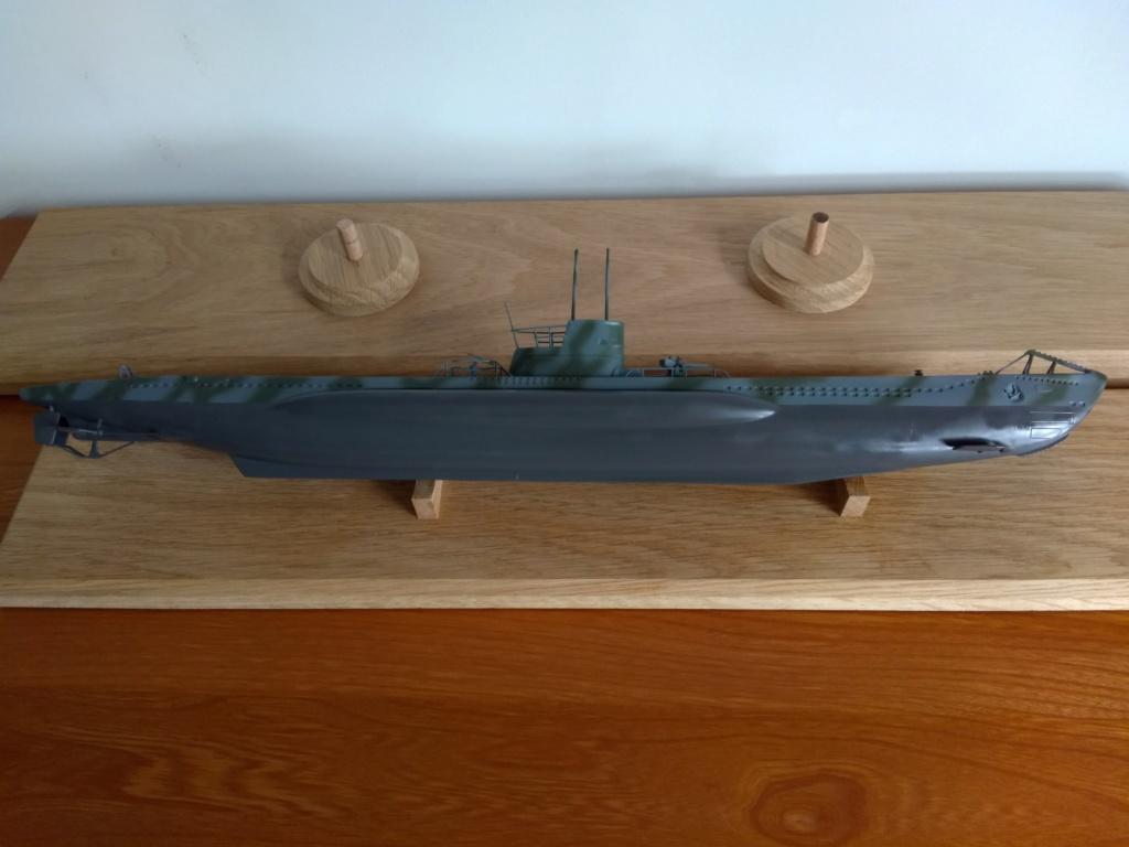 German U-Boot U-47 de Günther Prien avec intérieur  - Page 2 Img_2288