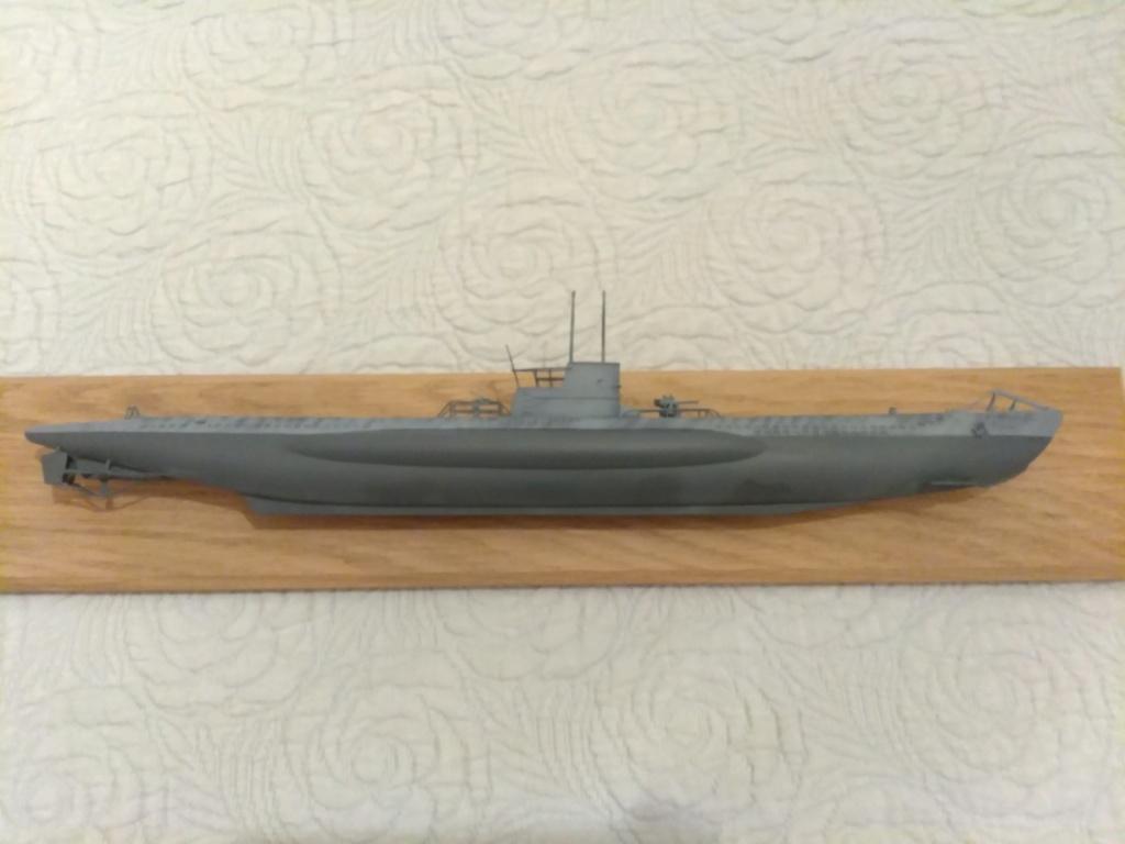German U-Boot U-47 de Günther Prien avec intérieur  - Page 2 Img_2575
