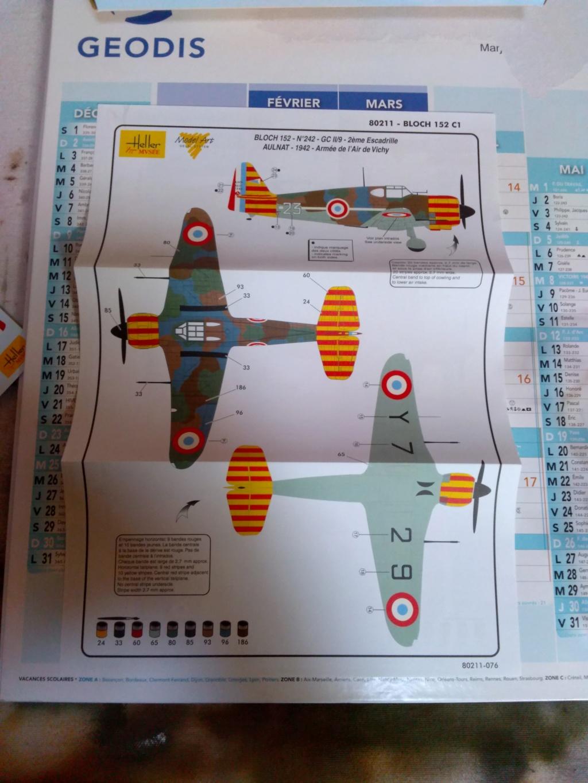 Bloch MB.152 & LeO 451 au 1/72 ème Img_2589