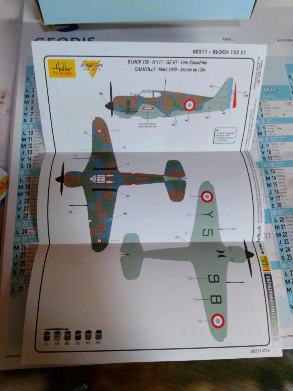 Bloch MB.152 & LeO 451 au 1/72 ème Img_2590